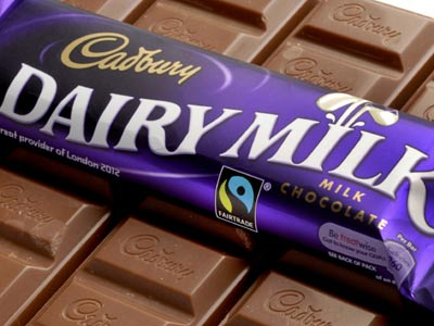Cadbury Fair Trade Chocolate Bars