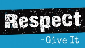 Respect - Give It