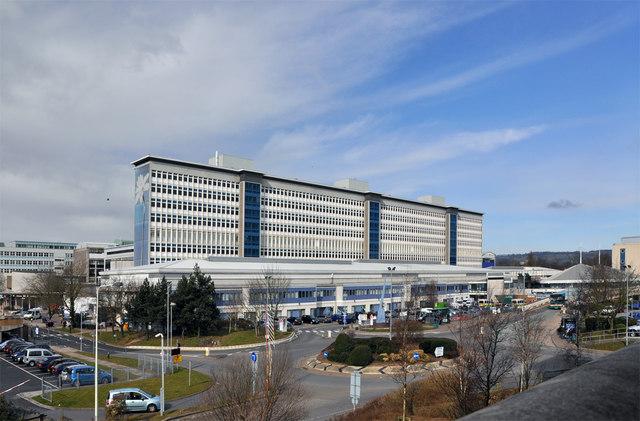 Cardiff University Hospital