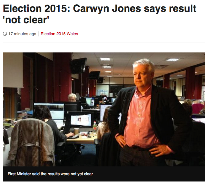 Election_2015__Carwyn_Jones_says_result__not_clear__-_BBC_News