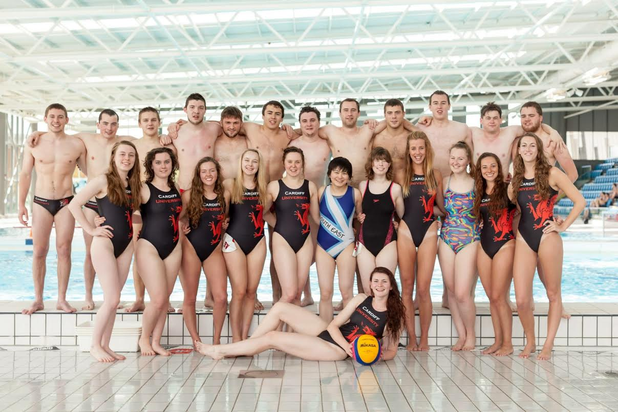 Swimming And Water Polo Club Season Preview Gair Rhydd