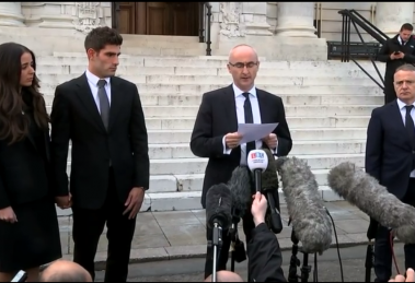 Ched Evans was cleared of rape at Cardiff Crown Court last week Source: Image via YouTube