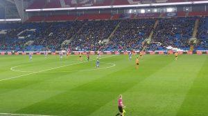 Cardiff v Wolves Photo credit: James Lloyd