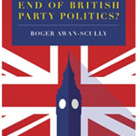 Professor Scully's book, The End of British Party Politics. Source: Amazon.co.uk