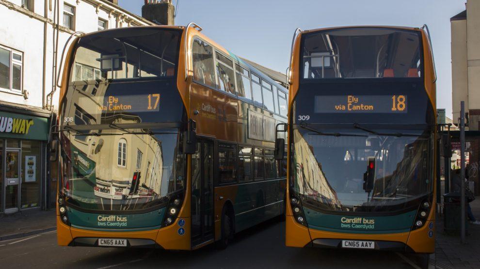 8ba42e8f4462 Cardiff bus service operated at a loss last year - Gair Rhydd