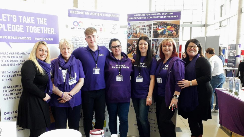 Opportunities To Participate In Autism >> Autism Exhibition At Cardiff University Promotes Opportunities