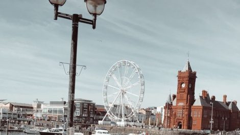 Cardiff residents like Cardiff Bay