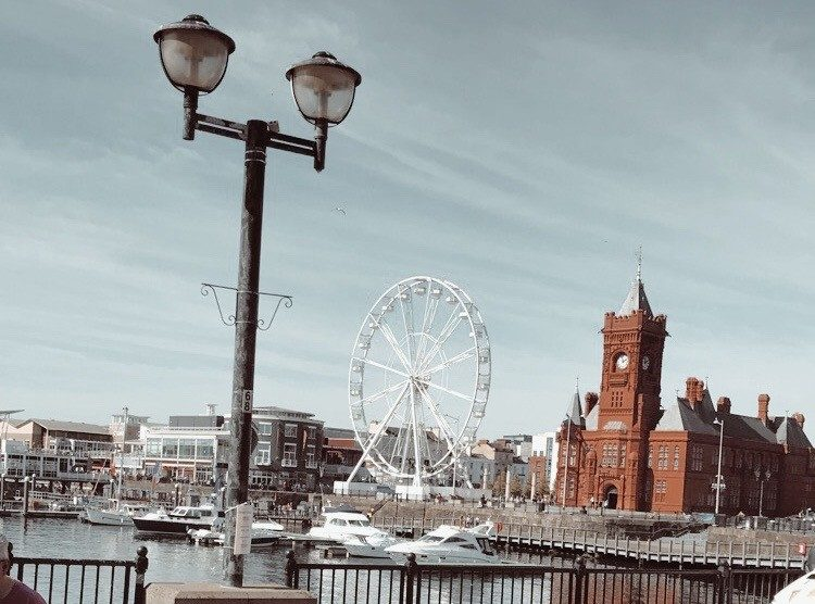 Cardiff residents like Cardiff Bay