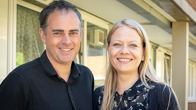 Berry and Bartley have been re-elected leaders of The Green Party.