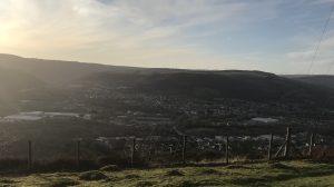 Cwmbach, in Rhondda Cynon Taff