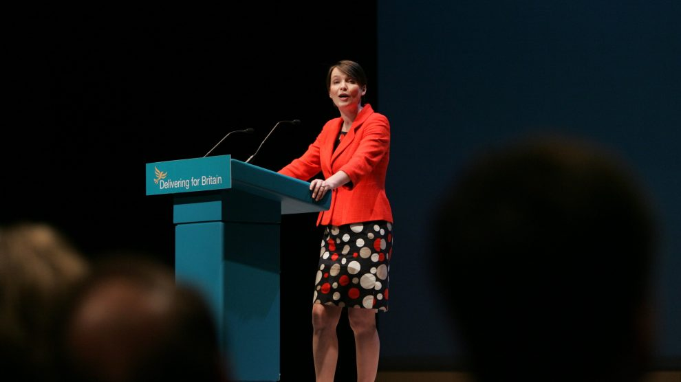 Kirsty Williams has announced she'll leave the Senedd next May.