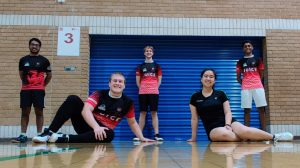 Cardiff University Badminton returns to the court
