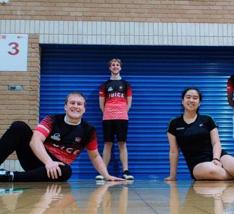 Cardiff University Badminton returns to the court