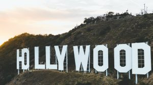 Hollywood Women in Film Sign