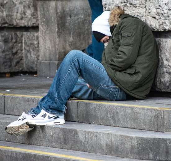 Being homeless in Cardiff may be particularly tough during the current coronavirus pandemic.