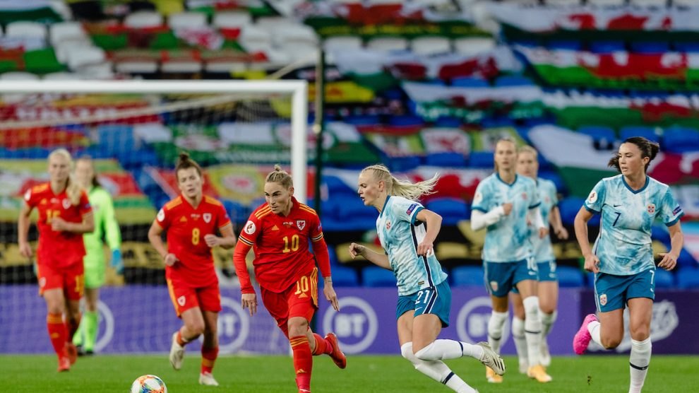 Wales Women's European Championship qualification hopes hangs in the balance