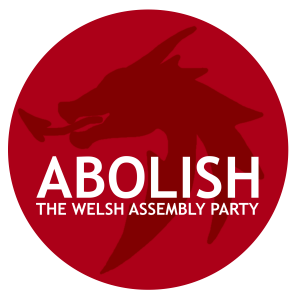 A row over who is the official leader of the Abolish the Welsh Assembly Party is continuing after the party was struck off the electoral register earlier in November.