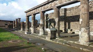 Pompeii was a town for the elite
