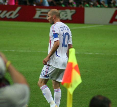 Zinedine Zidane WCF Headbutt