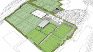 New development of Llanrumney Sport Centre announced