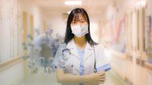 face masks in hospitals