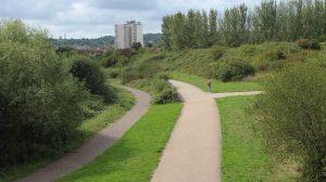 Site of future Grangetown development