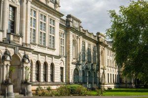 Cardiff University testing system