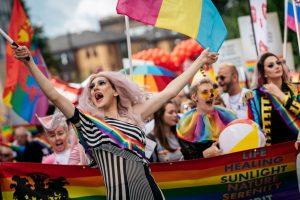 LGBT+ and Pride Cymru