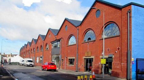 The Tramshed has gone for sale