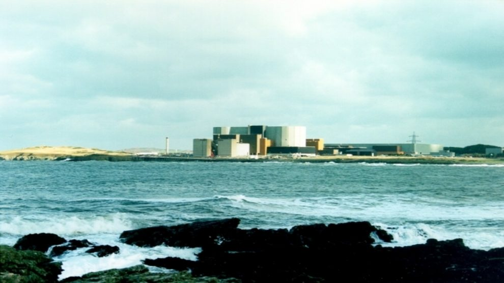 Green energy: Nuclear plants, such as the Wylfa Power Station in Anglesey, can have environmental benefits.