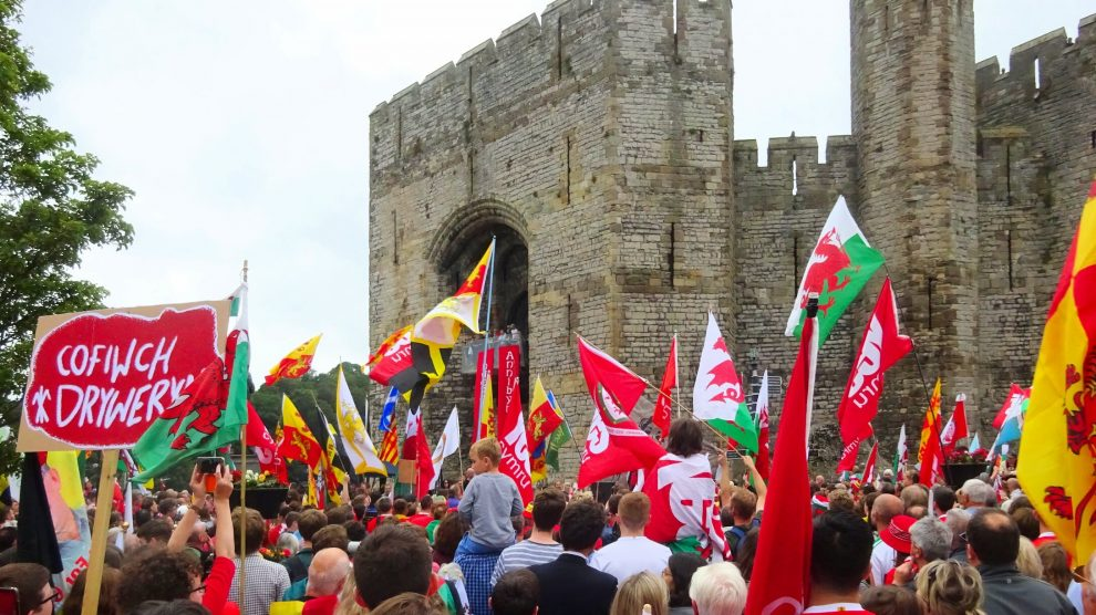Welsh independence