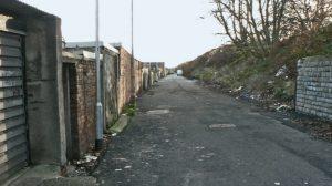 Refurbishment: Certain alleyways in Grangetown will receive a much-needed transformation.