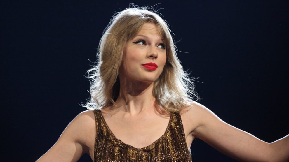 Taylor Swift has begun the re-recording process