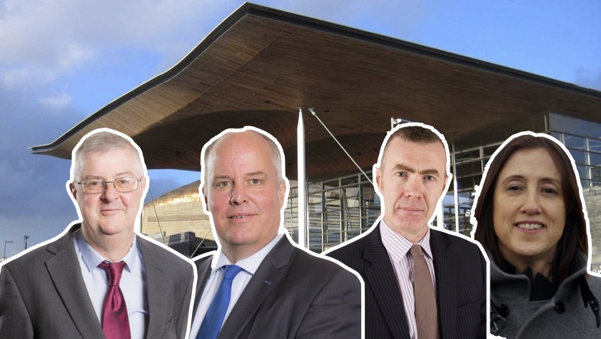 Results from the 2021 Senedd Election are trickling in.