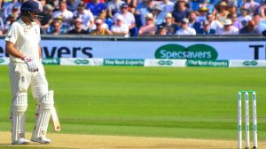 England's draw with India in the 1st Test