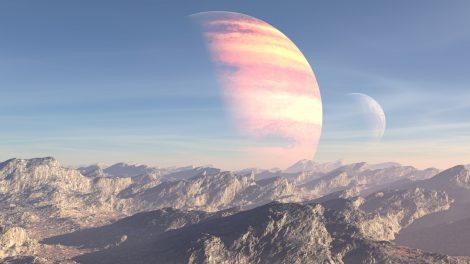 Life on Alien Planet