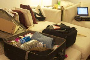 Packing for university