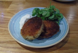 Crab Cakes at 29 Park Place