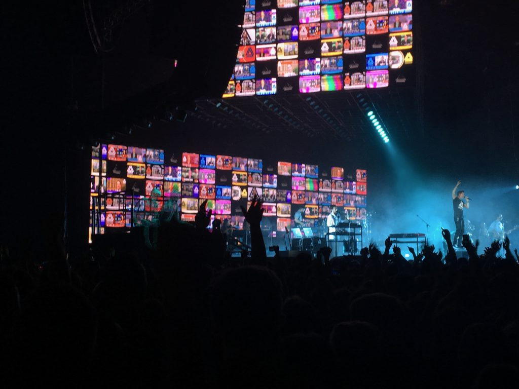 Bastille, Motorpoint Arena