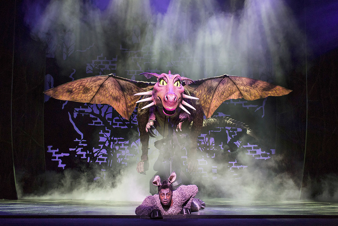 Shrek review at the Wales Millennium Centre - Quench