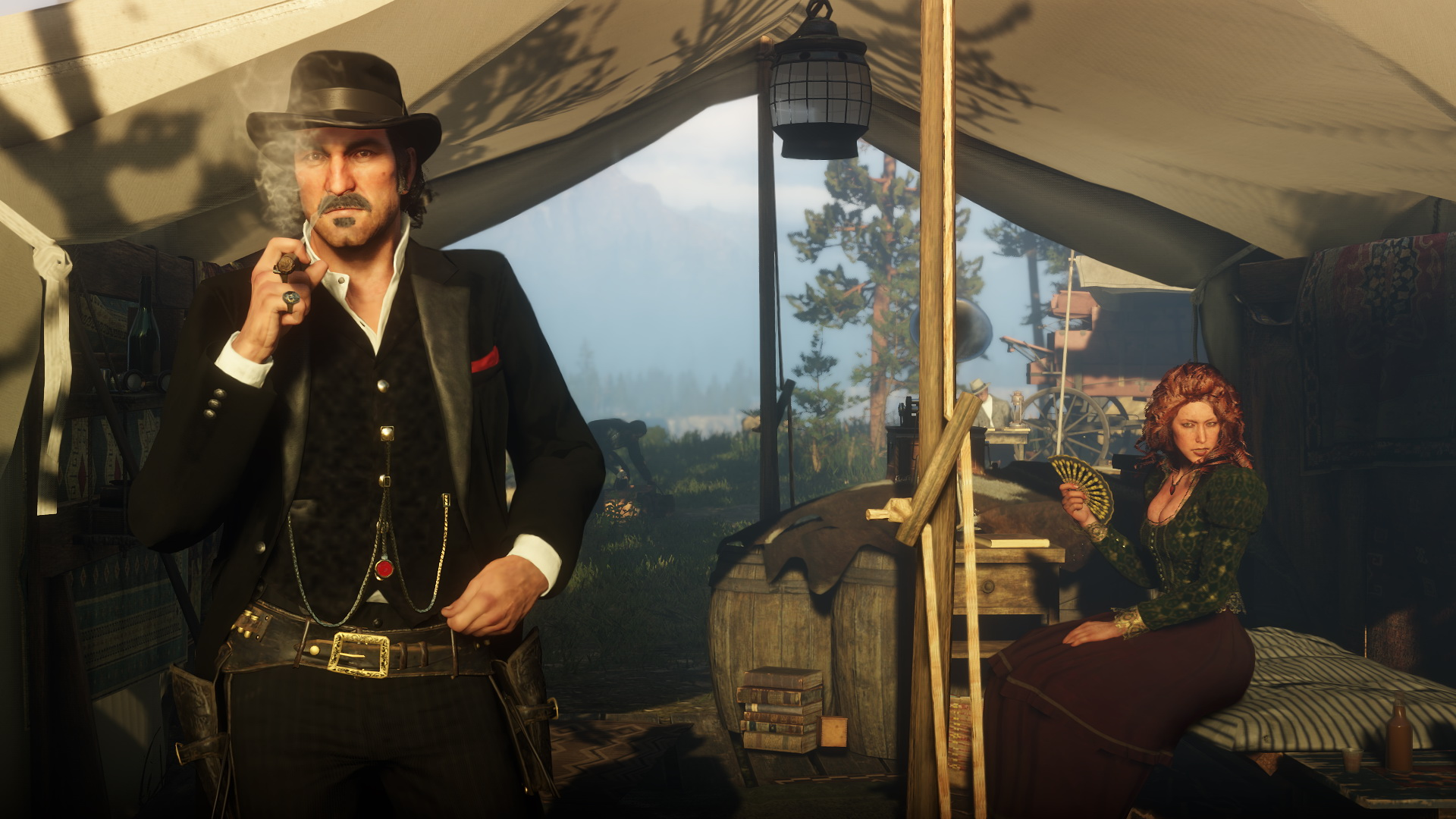 REVIEW: Red Dead Redemption 2 - Quench