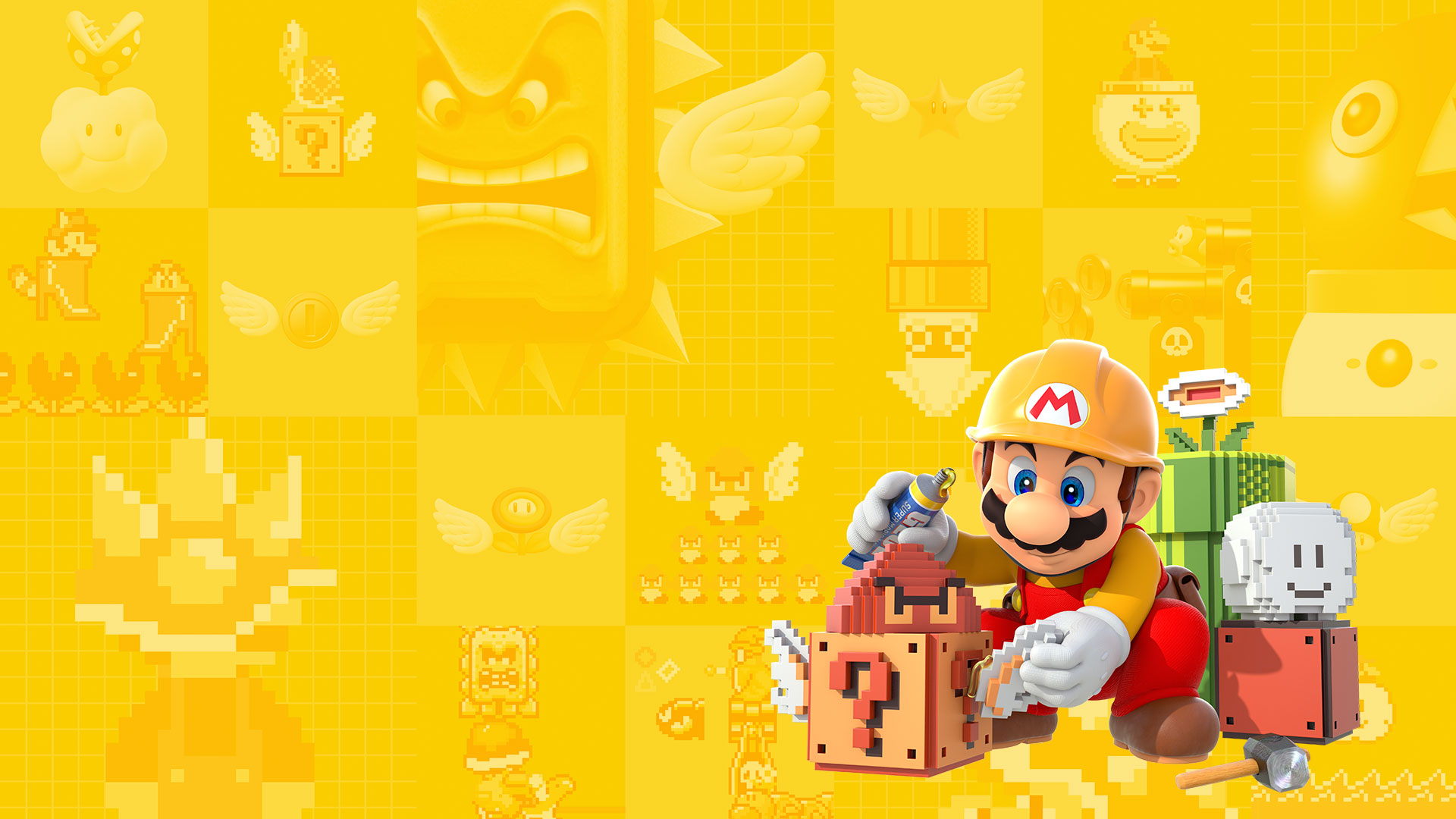 Super Mario Maker 2 Review: A foolproof formula by fools