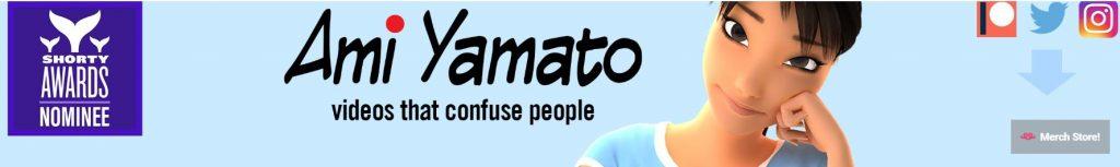 Ami Yamato Virtual Youtuber VTuber