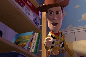 Toy Story hero