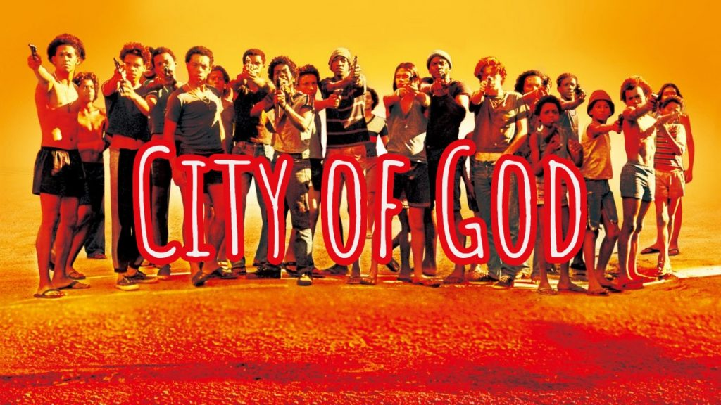 We Love International Cinema city of god
