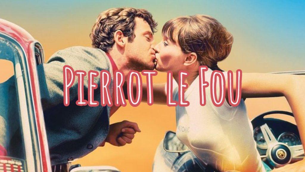 We Love International Cinema Pierrot le fou