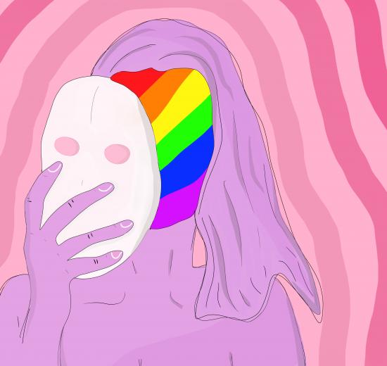 LGBT+ LGBTQ+ lockdown