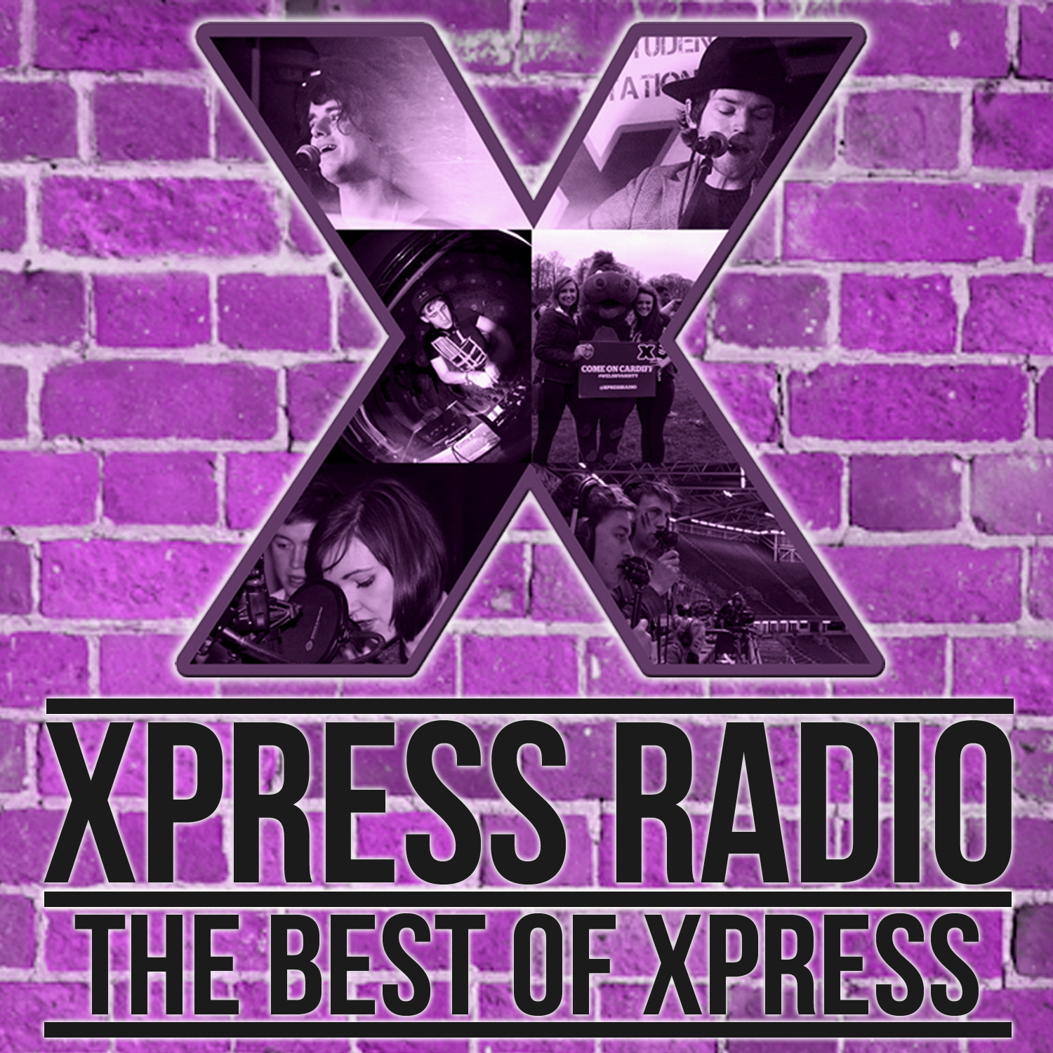 Xpress Radio at Bestival 2014: Part 1