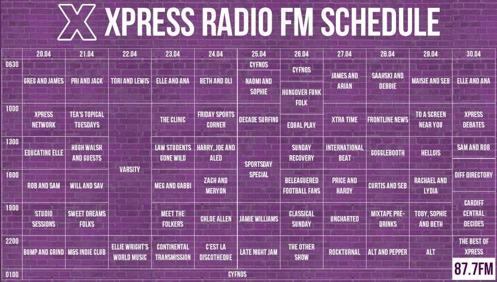 FM Schedule-2